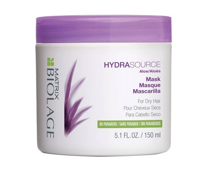 matrix biolage ultra hydrasource aloe hydrating masque review