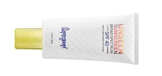 supergoop unseen sunscreen review
