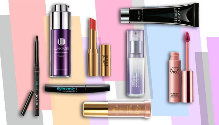 popular lakme products in india