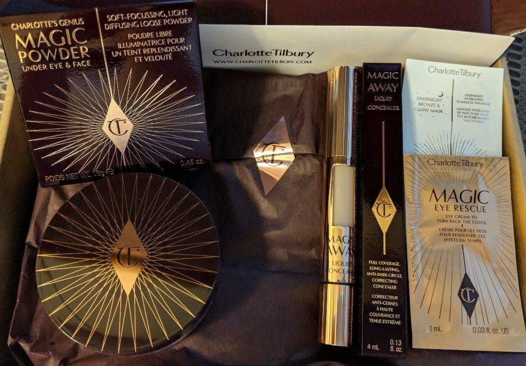 Get The Perfect Skin Forever- Charlotte Tilbury Genius Magic Powder Review