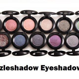 mac dazzleshadow eyeshadow review