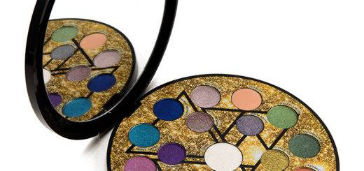 Urban Decay Elements Eyeshadow Palette Review