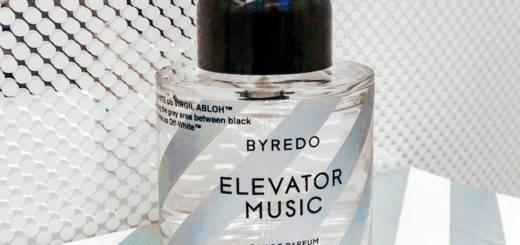 byredo elevator music fragrance