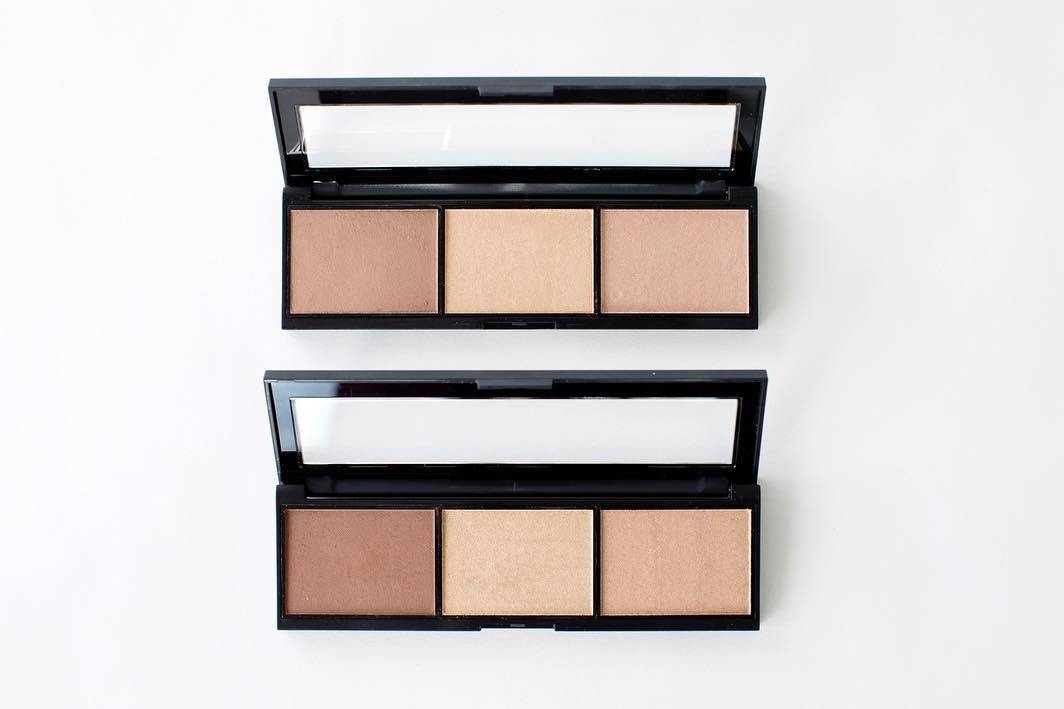 Stellar Face Sculptor contour Highlighting Palette