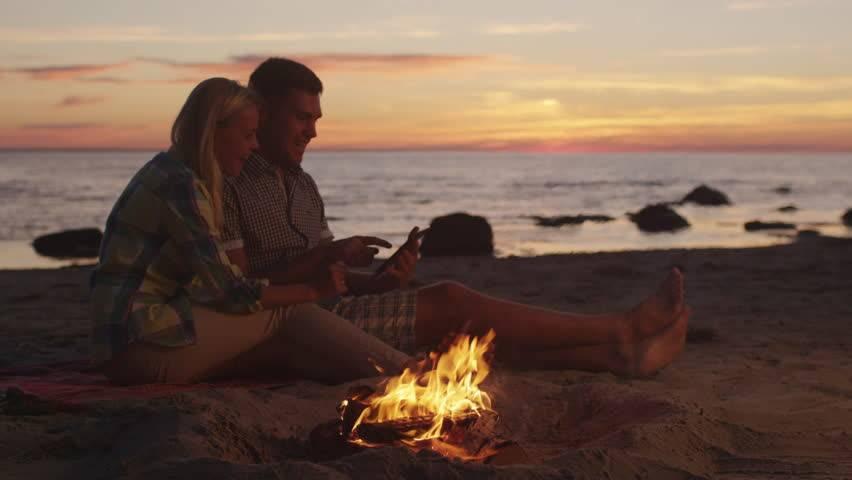 fireside date