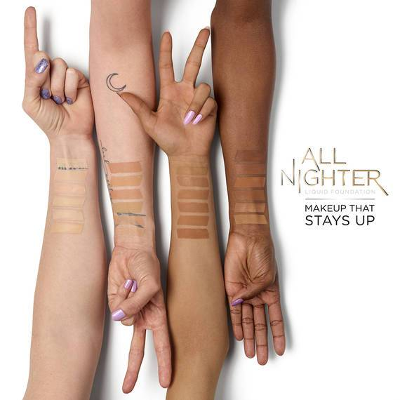 Urban Decay All-Nighter Waterproof Full Coverage Foundation