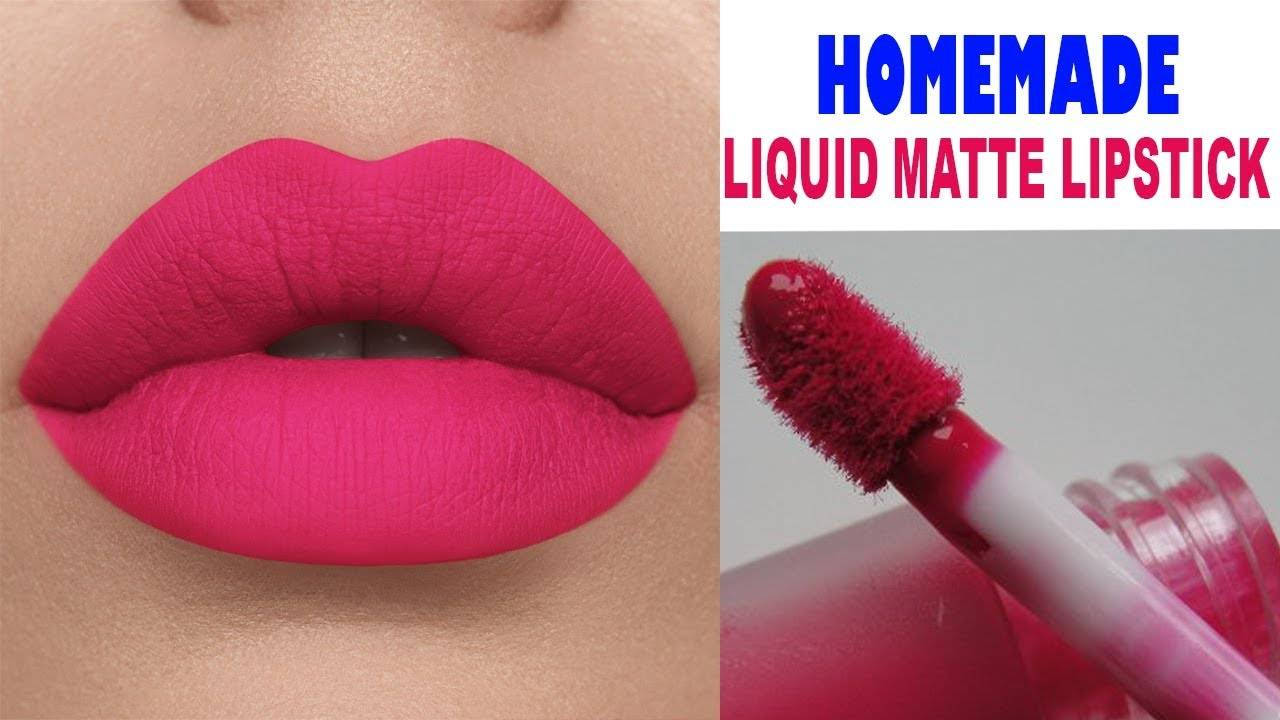 How to Make own Matte Lipstick at home | Review Mentor