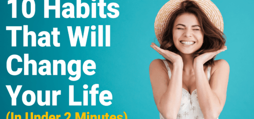 Habits That Can Change Your Life For Better
