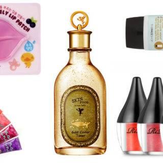 5 Korean Beauty products