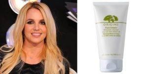 Britney Spears, Origins Cleansing Milk