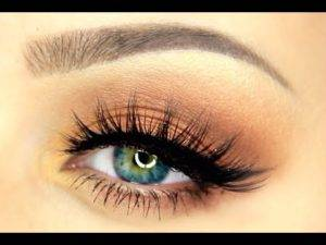 Imitative eyelashes