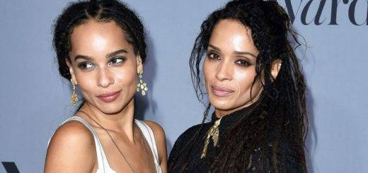 Zoe Kravitz Mother knows everything