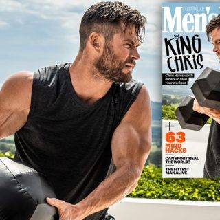 Chris Hemsworth's New Fitness