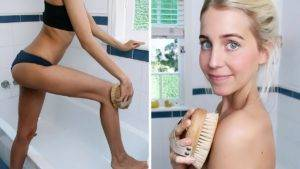 Dry Brushing The secret of healthy and Glowing Skin