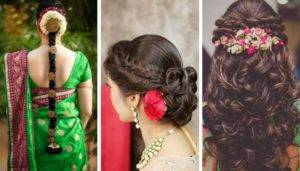 Amazing Hairstyles in this Diwali