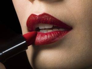 Using wrong lip shade