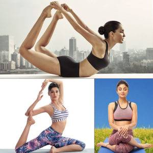 Yoga poses to Get Naturally Glowing and Healthy Skin