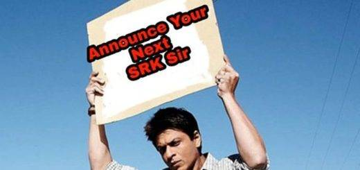 SRK fans want his next film announcement on 1 January!