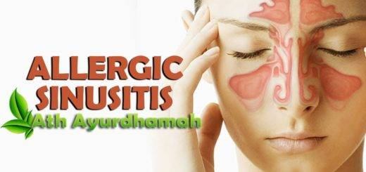 Sinusitis and How to prevent this with Ayurveda treatment