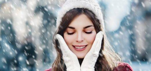 skin moist and healthy during winter