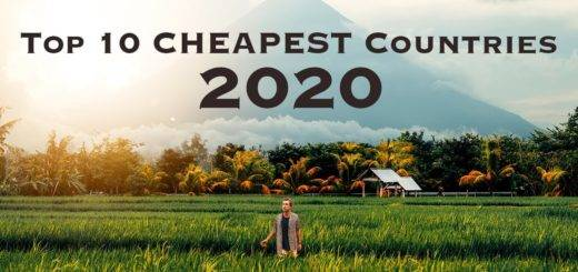 10 Most Amazing yet Cheapest countries