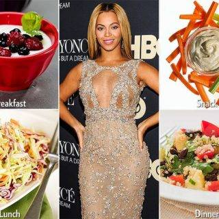 Beyonce Diet Routine