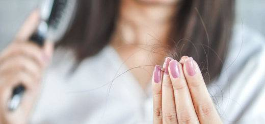 Five Tips To Fight Hair Loss
