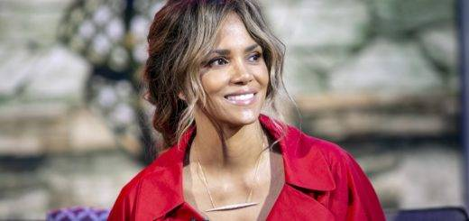 Halle Berry shared her beauty products
