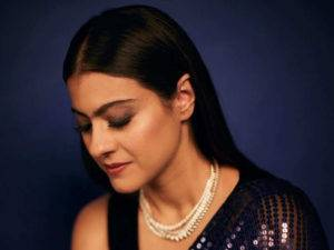 Kajol's GORGEOUS behind-the-ears hairstyle