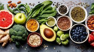 Take nutritious diet