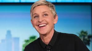 Ellen DeGeneres Looks 45 at her 60