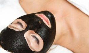 Use a charcoal face wash or mask